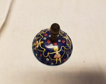 Kirchhof noise maker toy bell type with dancing girls