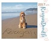 Reagandoodle calendar- 2017
