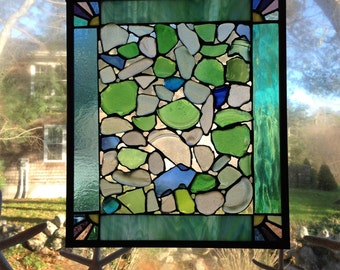 Sakonnet Stained Glass & Sea Glass