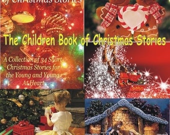 The CHILDREN'S Book of Christmas Stories -  Best Stories - Ebook - PDF