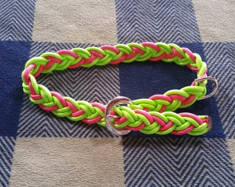 Lime Green and Pink Baby Belt