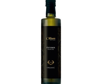 Extra virgin olive oil - first cold pressure