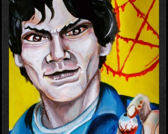 Richard Ramirez is Card Number 85 from the New Serial Killer Trading Cards