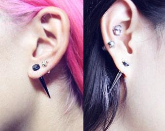 """Shop """"mens earrings"""" in Body Jewelry"""