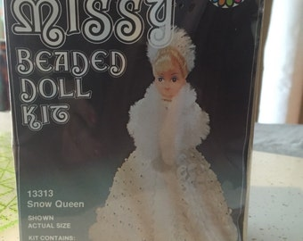 L'il Missy Beaded Doll kit - Assorted