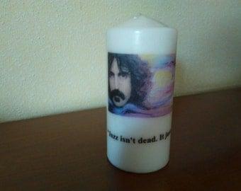 Frank zappa candle Vela Frank Zappa