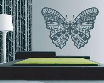 Butterfly Vinyl Wall Art