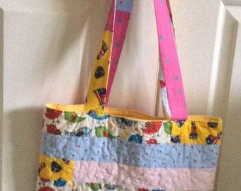 Bag for new Mum baby paraphernalia