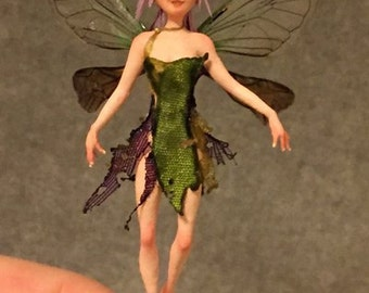 Order a custom OOAK micro fairy