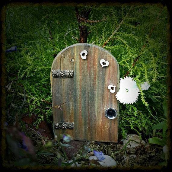 Elf princess fairy door for Princess fairy door