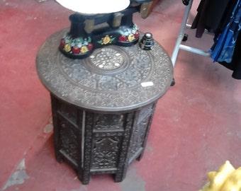 Vintage Indian coffee table