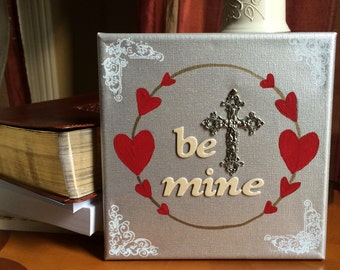 Be Mine canvas