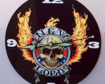 "New Lords 8.25"" Round Wall Clock or 8"" X 8"" square wall clock"