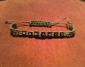 Mamamoo Macramé Bracelets