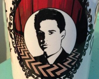 Twin Peaks Agent Cooper Coffee Mug SALE