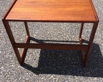 Danish Modern teak table Mogens Kold Denmark