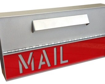 wall mount mail box