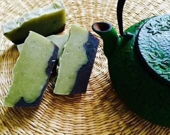 GREEN TEA & COCOA
