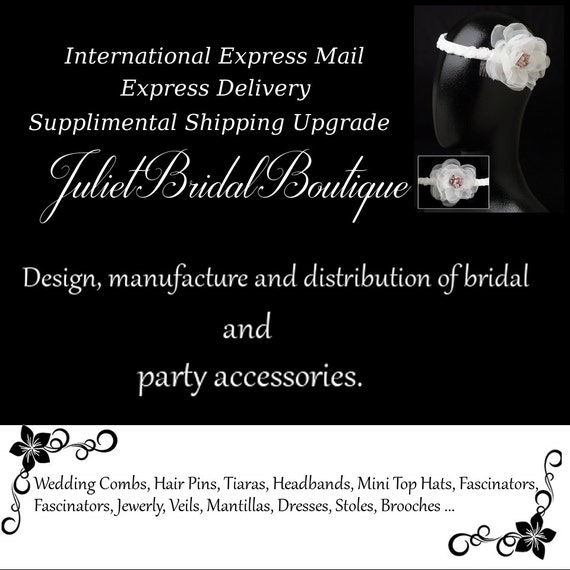 10000 international usps express mail by julietbridalboutique for How to ship a wedding dress usps