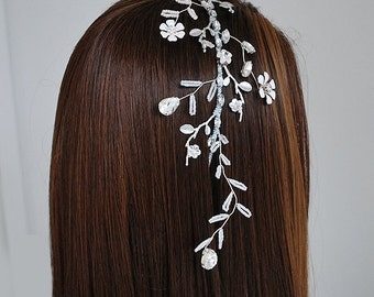 Bridal Flower Hairband