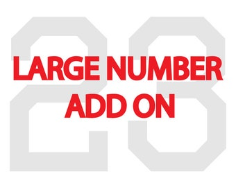 Large Number ADD ON