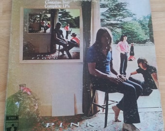 Pink Floyd - Ummagumma - STBB-388 - 1969 Early Pressing - Side 1/2 115 gram - Side 3/4 130 gram - VG+