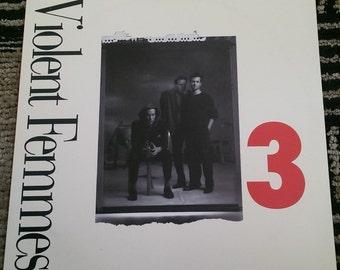 Violent Femmes - Violent Femmes 3 - 25819-1 - 1988