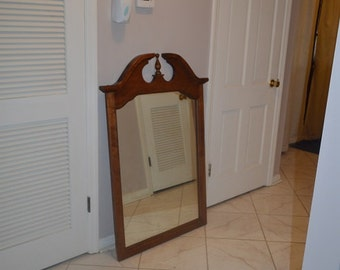 Mirror Antique American DREW Luxe Furniture