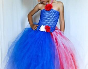 U.S.A Tulle Dress