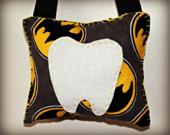 Batman Tooth Pillow