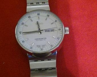 Mido watch automatic cronometer