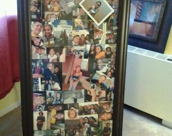 Oversized Picture Frame Custom Built