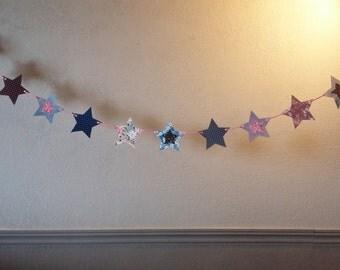 KIT DIY Garland stars