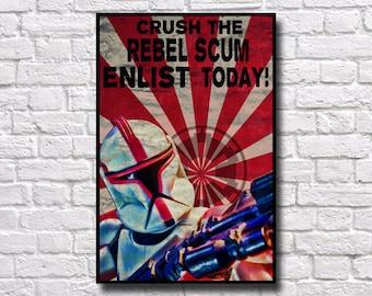 Star Wars Poster - #0459