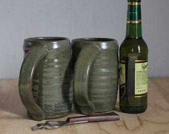 Steins, Stein, Tankard, Tankards, Beer Steins, Beer Stein, Beer Mug, Beer Mugs, Handmade Steins, Handmade Tankards, Pottery Stein, Pottery