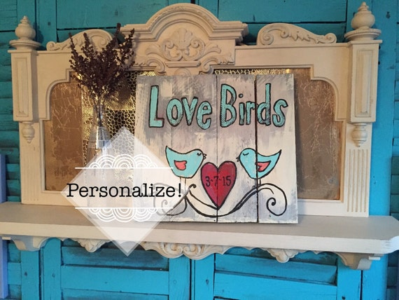 Personalized Wood Wall Decor : Rustic decor personalized reclaimed wood wall art by