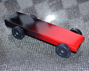 FAST Pinewood Derby Cars from Official Boy Scout by RapidRacers