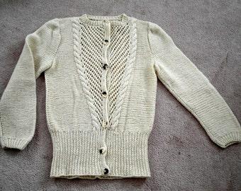 Combo Pattern Sweater