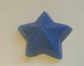 Small Star Soy Wax Melts: Water