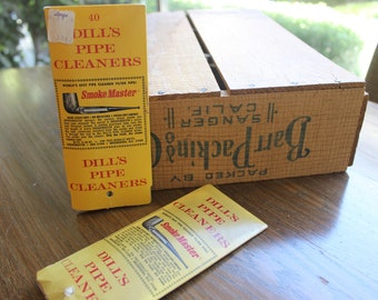 Vintage 1950's Smoking Pipe Cleaner