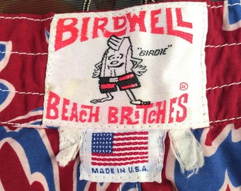 Birdwell Beach Britches Surf Shorts L