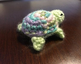 Little Baby Plush Turtle