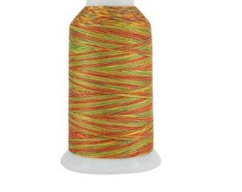 Quilting Thread- 906 - King Tut Thread - Cotton Thread - Egyptian Cotton Thread - Autumn Thread -  Cone Thread