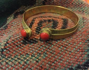 Bracelet Coral Stone