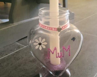 Mum's own candle