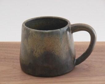 Handmade Ceramic Mug/ Pottery Mug / Rustic