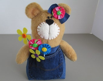 Jean Pocket Bear