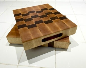 Endgrain cutting board