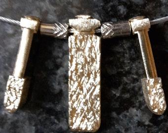 Metal single pendant