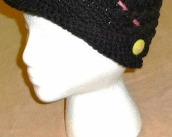 Peak Brim Hat